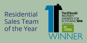 Residential Sales Team of the Year 2018 - Scottish Property